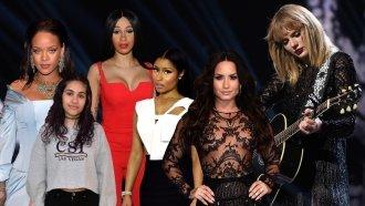 Women Are Taking Back The Billboard Music Charts