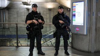 Police Make A 'Significant Arrest' In The London Underground Attack
