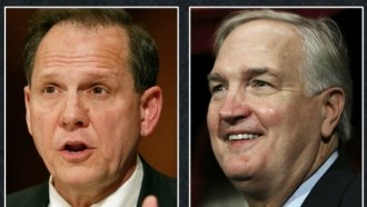 Former Candidate Endorses Fellow Outsider In Alabama GOP Runoff