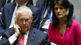 Top US Diplomat Rex Tillerson Reportedly Skipped Several UN Meetings