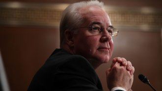 As Trump's Health Secretary, Tom Price Is Really Into Private Jets