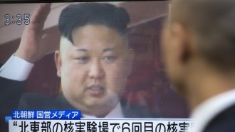 North Korea Warns Of Another Nuclear Test