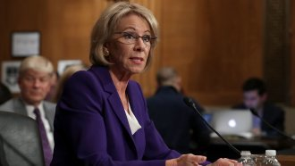 DeVos Withdraws Obama-Era Campus Sexual Assault Policies