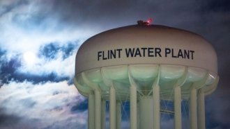 Flint's Lead Water May Have Caused A Spike In Fetal Deaths