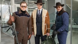 'Kingsman' Takes The No. 1 Spot While 'It' Continues To Break Records