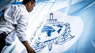 Interpol Adds Palestine As Member 'State' Against Israel's Wishes