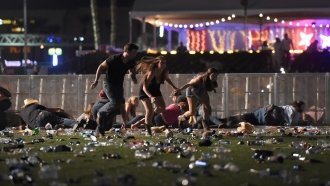 At Least 50 Dead, 400 Injured After Las Vegas Concert Shooting