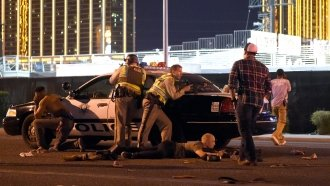 Las Vegas Shooting Renews Calls For New Gun Laws From Congress