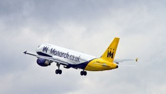 Monarch Airlines Folds As European Airlines Continue To Struggle