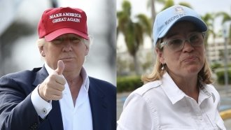 Trump, San Juan's Mayor Have Different Views On His Puerto Rico Trip