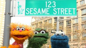 'Sesame Street' Is Helping Kids Cope With Trauma