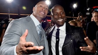 Dwayne Johnson Responds To 'Fast And Furious' Beef Over His New Movie
