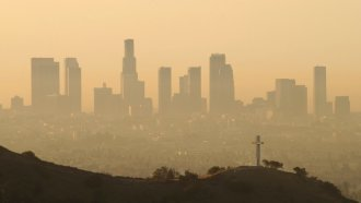 Study: Pollution's Effects On Lifespan May Start In The Womb