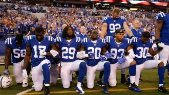 NFL Players And Owners At Standstill Over Anthem Protests