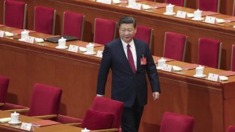 China's Only Political Party Meets To Set Agenda, Pick Leaders