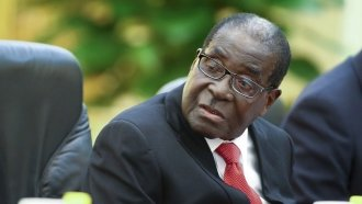 The WHO Takes Back Robert Mugabe's Goodwill Ambassador Appointment