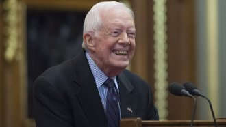 Jimmy Carter Offers To Help Donald Trump With North Korea