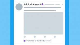 Twitter Is Changing Up The Look Of Political Ads On Its Site