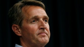 Arizona Sen. Jeff Flake Was Probably Headed For Retirement Anyway