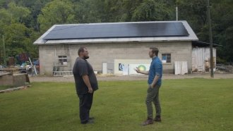 This West Virginia Company Trains Coal Miners To Install Solar Panels