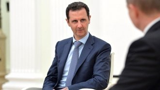 Report: Syrian Government Behind Deadly Chemical Weapons Attack