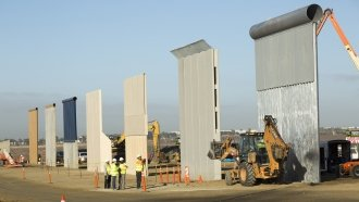 What Happens Now That The Border Barrier Prototypes Are Done?