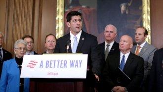 GOP Gives Tax Reform Plan A Bit More SALT