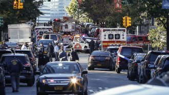 New York Attack Is The Latest Terror Attack Using A Truck