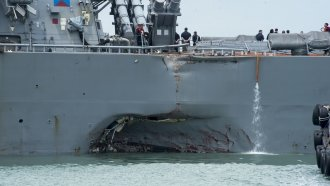 US Navy Details 2 Deadly Collisions And What Could've Prevented Them