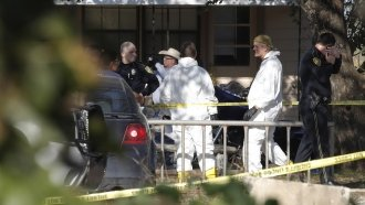 How Texas Church Shooting Suspect Passed Background Check Is Unknown