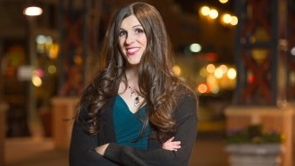 Danica Roem Becomes Virginia's First Openly Transgender Delegate