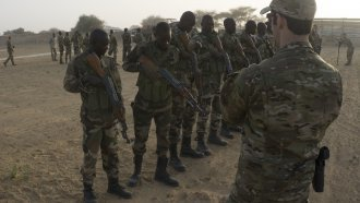 As Terrorist Threat Grows In West Africa, Expect US Presence To Grow