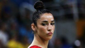 USA Gymnast Aly Raisman Says Team Doctor Sexually Abused Her