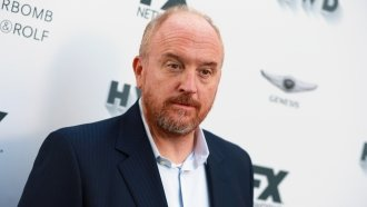 Louis C.K. On Sexual Misconduct Claims: 'These Stories Are True'