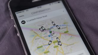 A London Court Is Trying To Change Uber's Business Model