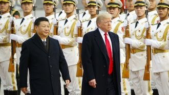 President Trump Offers To Arbitrate In South China Sea Dispute