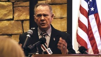 As Allegations Mount, Moore Demands The Release Of Accuser's Yearbook
