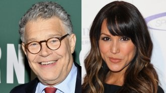 TV Host Says Al Franken 'Kissed And Groped' Her In 2006