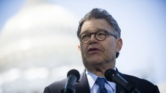 Sen. Franken Faces Another Sexual Misconduct Allegation