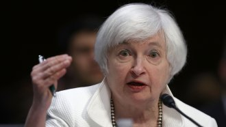 Janet Yellen Will Exit The Fed Entirely Next Year