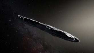 NASA Says This Asteroid Is A First For More Than One Reason