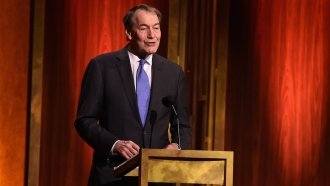 Charlie Rose Fired By CBS Amid Sexual Harassment Allegations