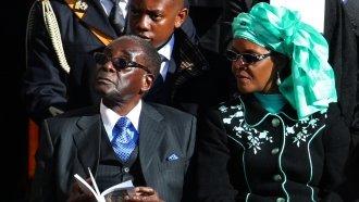 Former Zimbabwe President Robert Mugabe Granted Immunity
