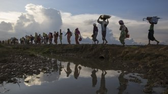 Rights Groups Worry Returning Rohingya To Myanmar Is A Bad Idea