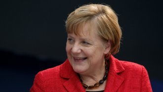 Germany's 2 Rival Parties Might Have To Share Power Again