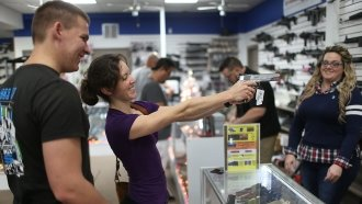 Black Friday Sets Gun Background Check Request Record