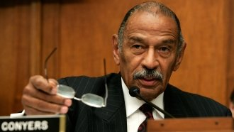 Conyers Steps Down From Top Judiciary Committee Role Amid Ethics Probe
