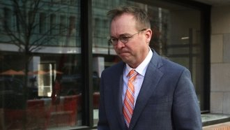 Mulvaney Orders Freezes At Consumer Financial Protection Bureau