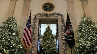 Why A Secular White House Can (Legally) Be Decorated For Christmas
