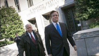 Manafort Agrees To $11.7 Million Bail Deal With Mueller's Team